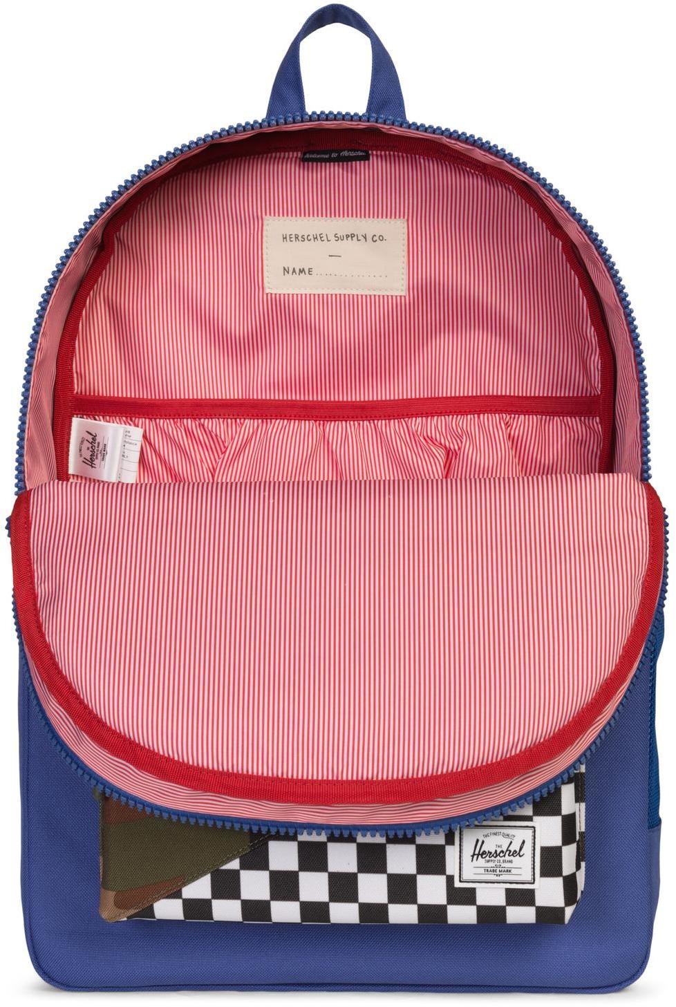 4f275b20d70 Herschel Heritage XL Rygsæk Børn blå | Find outdoortøj, sko & udstyr ...